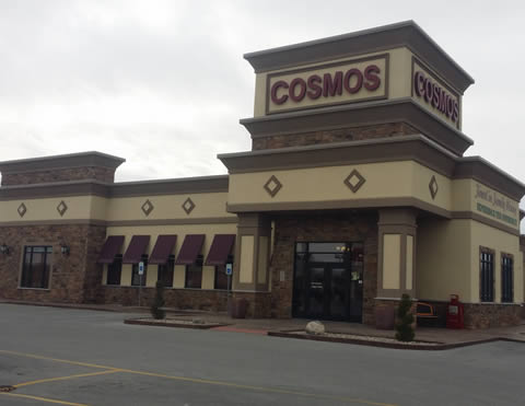 Breakfast Lunch Family Dining Cosmos House Of Pancakes